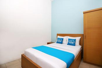 Airy Eco Ahmad Yani Amanda Permai Satu Banjarmasin Banjarmasin - Standard Double Room Only Regular Plan