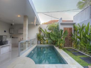 Villa Ueda Bali - 2 Bedroom Villa Regular Plan