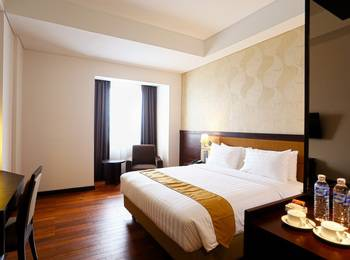 Horison Ultima Palembang - Junior Suite Room #WIDIH