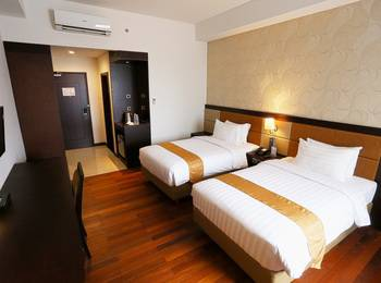 Horison Ultima Palembang - Deluxe Room SPECIAL 15%