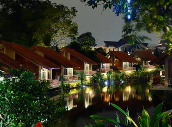 Ahadiat Hotel & Bungalow Bandung - Bungalow 1 Bed Room Basic Deal Save 20%