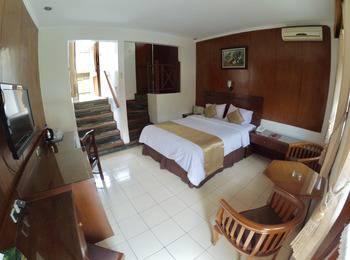 Ahadiat Hotel & Bungalow Bandung - 1 Bedroom Bungalow Room Only Regular Plan