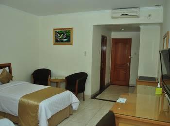 Ahadiat Hotel & Bungalow Bandung - Superior Twin Regular Plan