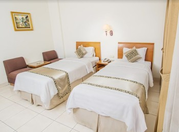 Ahadiat Hotel & Bungalow Bandung - Superior Room Only Save 25%