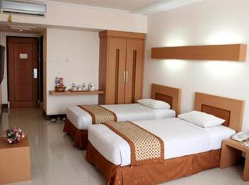 Ceria Hotel Jambi by Tritama Hospitality Jambi - Standard Twin Room Regular Plan