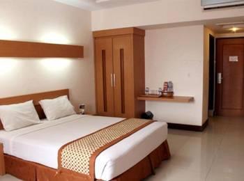 Ceria Hotel Jambi by Tritama Hospitality Jambi - Deluxe King Room Regular Plan