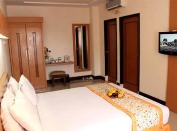Ceria Hotel Jambi by Tritama Hospitality Jambi - Standard King Room Regular Plan