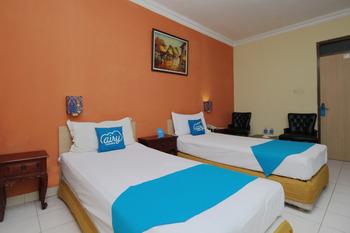 Airy Gajahmungkur Sultan Agung 1 Semarang - Superior Twin Room with Breakfast Special Promo Mar 28