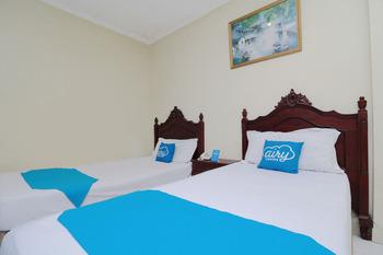 Airy Gajahmungkur Sultan Agung 1 Semarang - Standard No View Twin Room with Breakfast Regular Plan