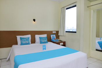 Airy Eco Sawah Besar Kartini Lautze 24 Jakarta Jakarta - Deluxe Double Room Only Special Promo May 33