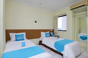 Airy Eco Sawah Besar Kartini Lautze 24 Jakarta Jakarta - Premium Twin Room with Breakfast Special Promo 45