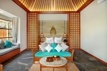 Aksari Resort Ubud Bali - Royal One Bedroom Villa with Private Infinity Pool Flexible Promo