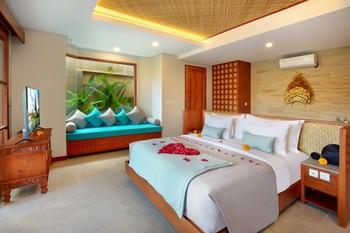 Aksari Resort Ubud Bali - Royal One Bedroom Villa with Private Infinity Pool Room Only Flexible Promo