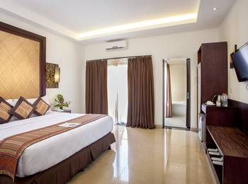 Best Western Kuta Villa Bali - Kamar Superior Regular Plan