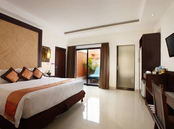 Best Western Kuta Villa Bali - Superior Room Breakfast and Dinner Regular Plan