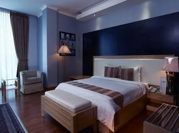 Sahati Hotel Jakarta - Deluxe Twin Regular Plan
