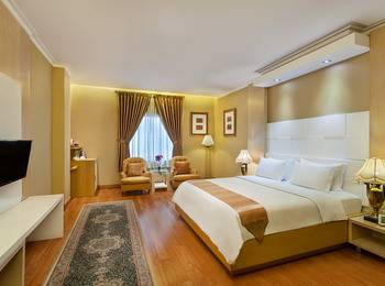 Sahati Hotel Jakarta - Deluxe Single Bed Room Regular Plan