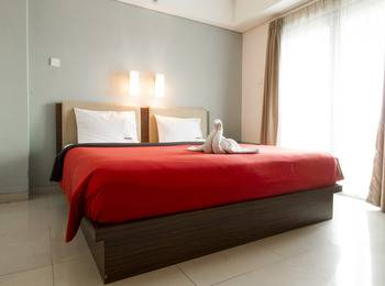 RedDoorz near RS Pertamina Jakarta - Reddoorz Room Special Promo Gajian!