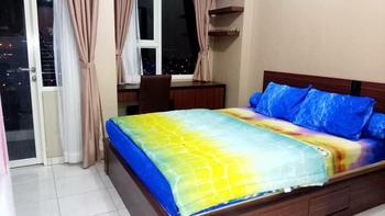 GIF Apartemen Residence 4&5 Depok - Studio Mares 5 Regular Plan