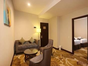 MG Setos Hotel Semarang - Junior Suites Room Breakfast Regular Plan