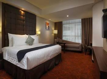 MG Setos Hotel Semarang - Deluxe Room Only Regular Plan