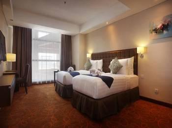 MG Setos Hotel Semarang - Deluxe Twin Breakfast Regular Plan