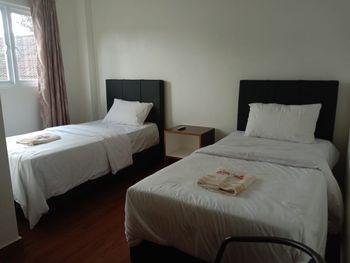 Hotel Lembang Toraja Utara - Standard Twin Free Afternoon Coffee Regular Plan