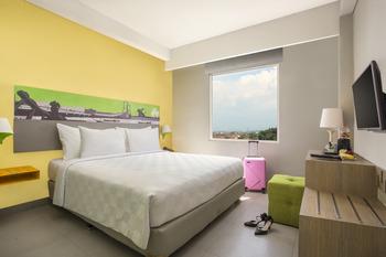 Pesonna Surabaya - Deluxe Room Breakfast Regular Plan