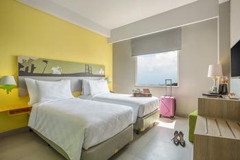 Pesonna Surabaya - Deluxe Room Only Regular Plan