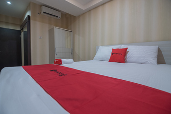 RedDoorz Apartment @ Grand Asia Afrika Bandung - RedDoorz Room 24 Hours Deal