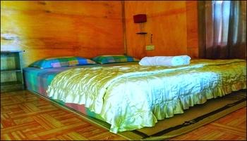 Ariel Bungalow Tetebatu Lombok - Double Room Regular Plan