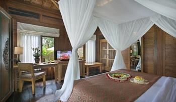 Pramana Watu Kurung Bali - Wooden Pool Villa Last Minutes Promotion
