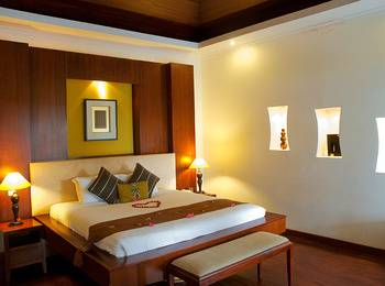 The Beverly Hills Bali by Transera Bali - Two Bedrooms Pool Villa Room Breakfast Regular Plan