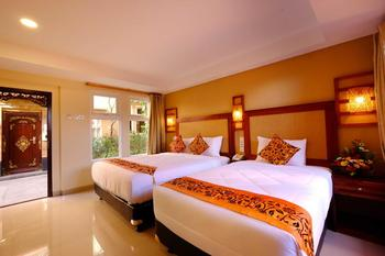 Sari Villa Ubud Bali - Deluxe Triple BASIC DEALS