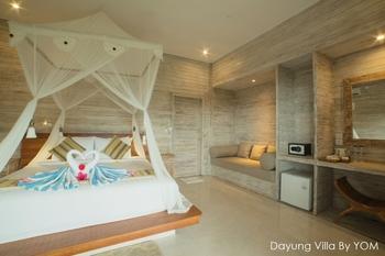 Dayung Villas By YOM Bali - Villa One Bedroom Regular Plan