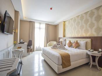 Prima In Hotel Yogyakarta - Deluxe Twin or Double Room Regular Plan