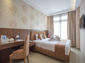 Prima In Hotel Yogyakarta - Superior Twin or Double - with Breakfast Regular Plan