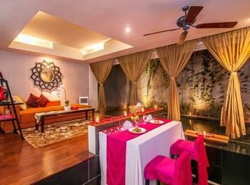 18 Suite Villa Loft Bali - Honeymoon Suite Pool Villa Regular Plan