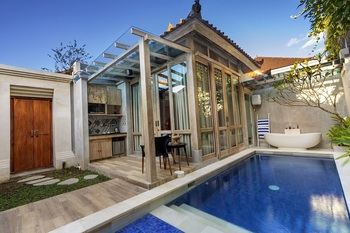 18 Suite Villa Loft Kuta by AMITHYA  Bali - One Bedroom Pool Vila Ground Floor Regular Plan