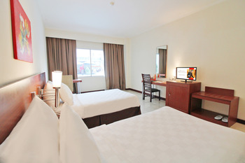 Swiss-Belhotel Manokwari Manokwari - Grand Deluxe Twin Regular Plan