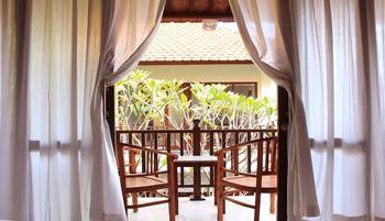 Cahaya Intan Villa Ubud Bali - Family Room Regular Plan