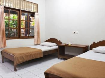 Palm Garden Kuta Bali - Standard Room with Fan Long Stay Sep 2019