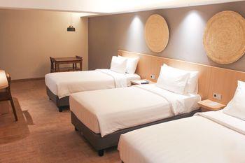 Aveta Hotel Malioboro Yogyakarta - Family Triple Room Only NEW YEAR NEW HOPE