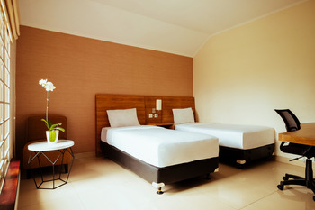 Marrakesh Inn Benhil - Twin Bed Room October Promo