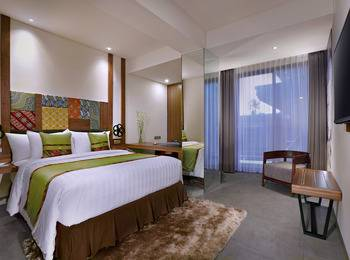 Vasanti Kuta Hotel Bali - Superior Room with Balcony Regular Plan