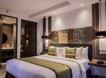 Vasanti Kuta Hotel Bali - Deluxe Room Only with Bathtub Lastminute Promotion