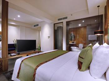 Vasanti Kuta Hotel Bali - Junior Suite Tanpa Breakfast Regular Plan