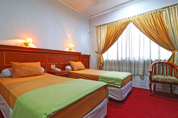 Hotel Sumatera Medan - Deluxe Room Only LMD 3D 41%