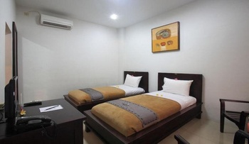 Narmada Hotel Convention Hall Lombok - Superior Twin Room Only Regular Plan