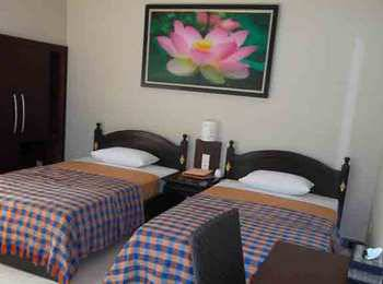 Tirta Ening Agung Hotel Bali - Kamar Standard Regular Plan